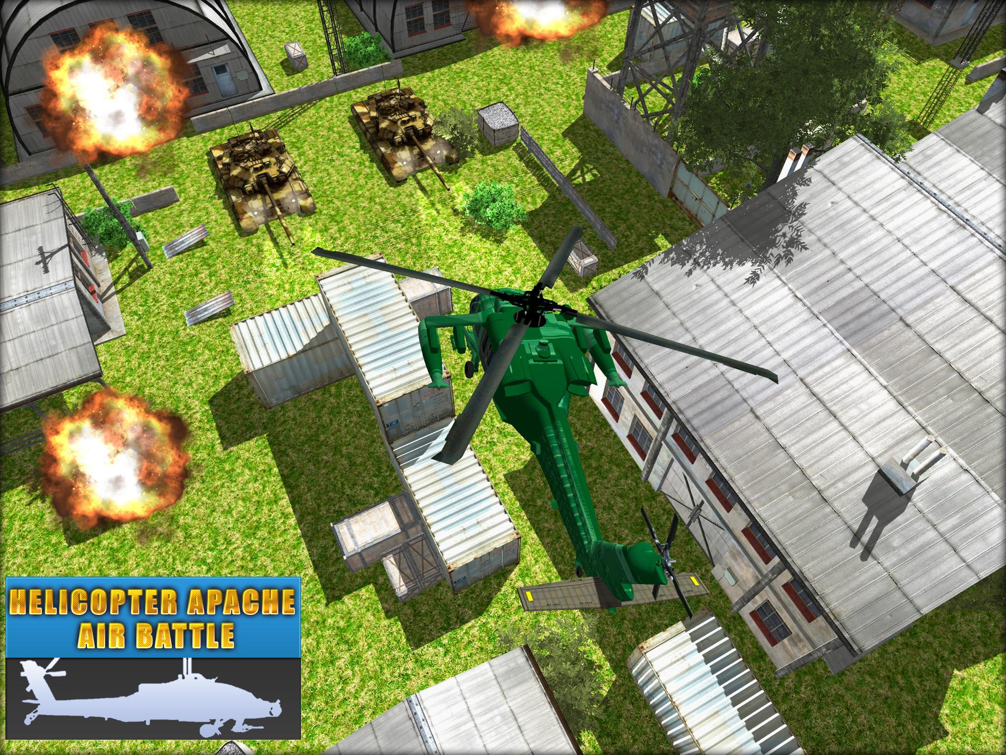 Helicopter Apache Air Battle for Android - APK Download