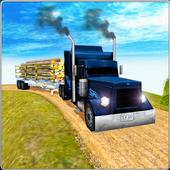 Offroad Hill Climb Truck Drive icon