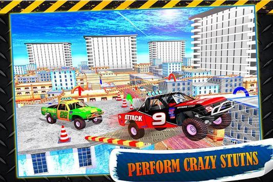 4x4 Offroad Legend Truck Stunt apk screenshot