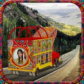 Pak Cargo Truck Driver Duty JK icon