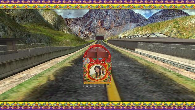 Pak Cargo Truck Driver Duty JK apk screenshot