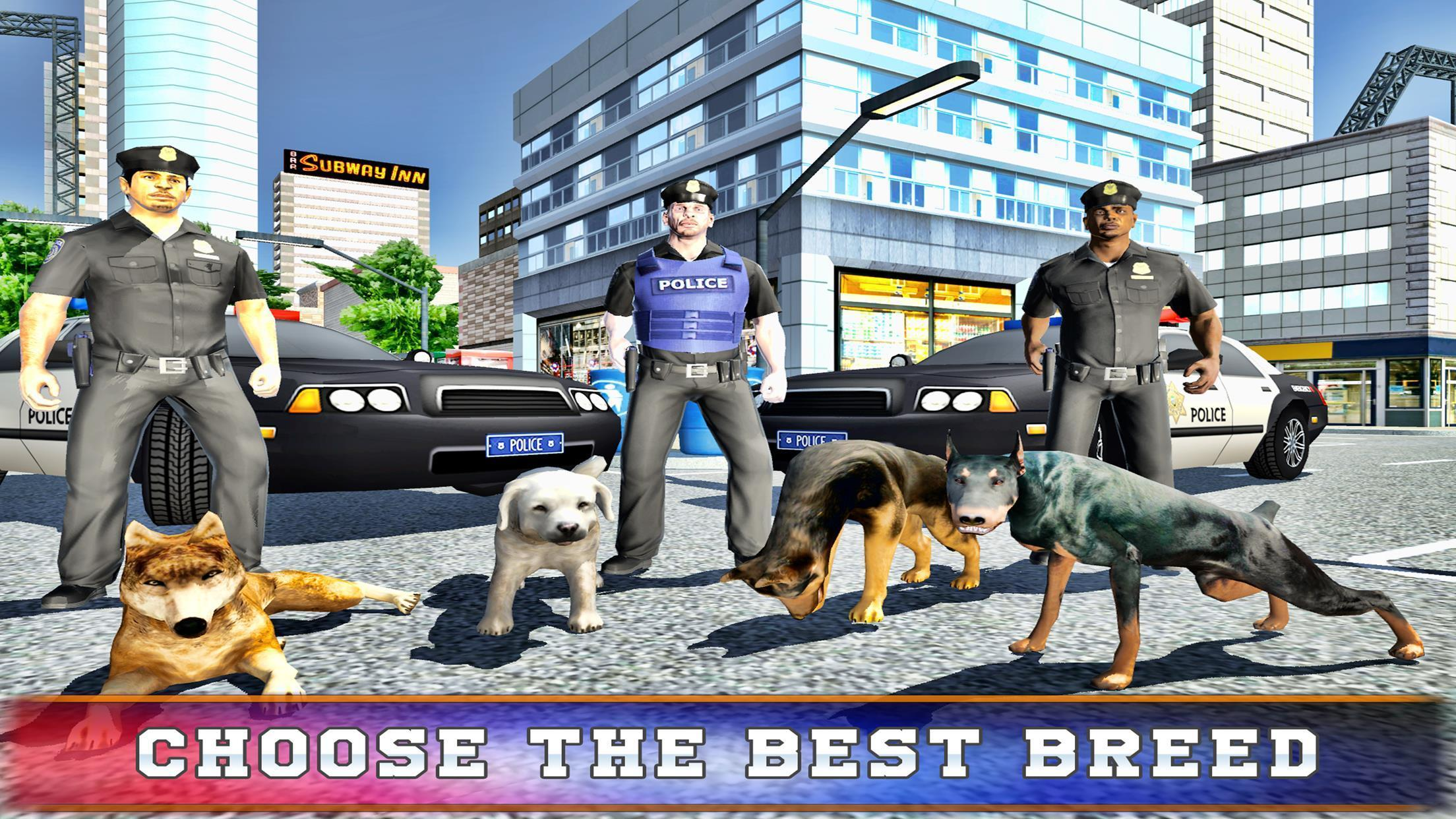 Police Dog Training Simulator for Android - APK Download