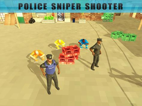 Shoot Prisoner Police Sniper apk screenshot