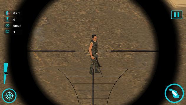 SWAT City Sniper Combat screenshot 8