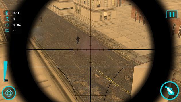 SWAT City Sniper Combat screenshot 12