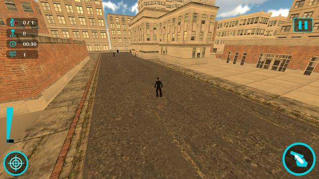 SWAT City Sniper Combat screenshot 13