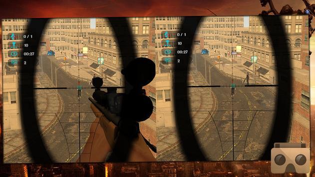 VR SWAT CITY SNIPER COMBAT 3D screenshot 5
