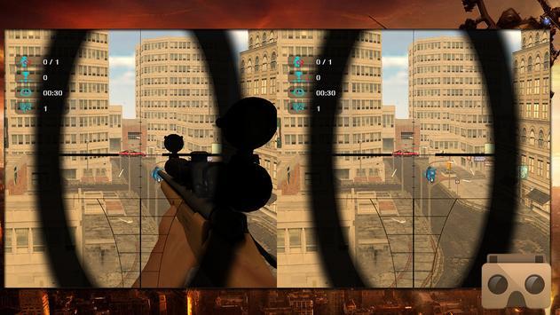 VR SWAT CITY SNIPER COMBAT 3D screenshot 11