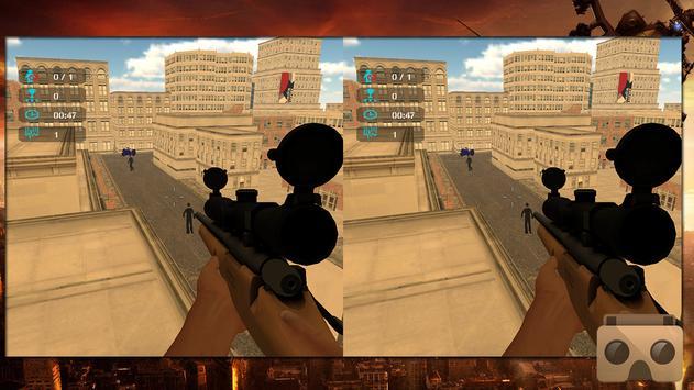 VR SWAT CITY SNIPER COMBAT 3D screenshot 3