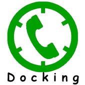 Wheelphone blob docking icon