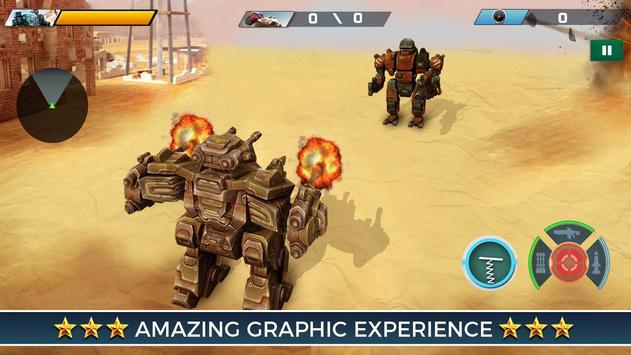 机甲 机器人 铁 英雄 战争 截图 3