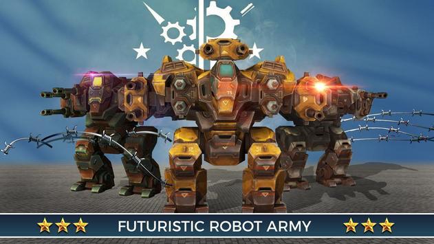 机甲 机器人 铁 英雄 战争 截图 12