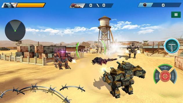 机甲 机器人 铁 英雄 战争 截图 5