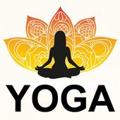 Yoga Class 1to5 icon
