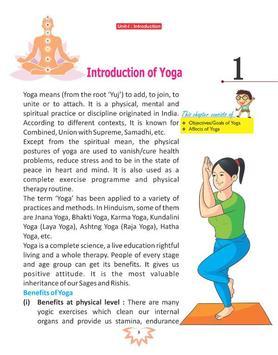 Yoga Class 1to5 screenshot 2