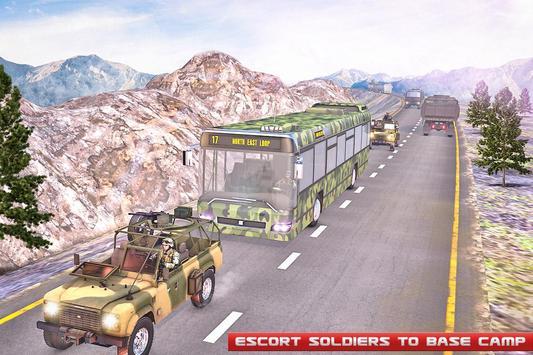 KAMI tentara gunung bis tugas mendorong screenshot 10