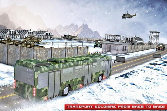 KAMI tentara gunung bis tugas mendorong screenshot 15
