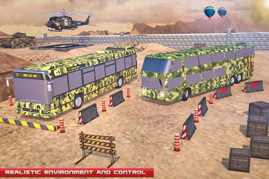 KAMI tentara gunung bis tugas mendorong screenshot 17