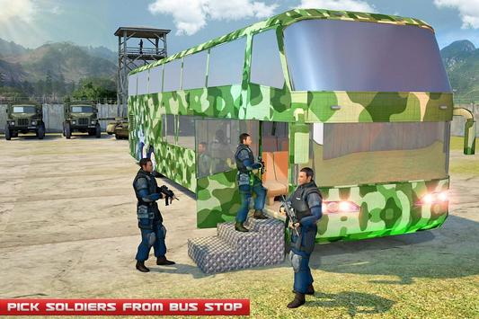 KAMI tentara gunung bis tugas mendorong screenshot 1