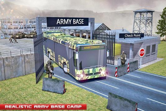 KAMI tentara gunung bis tugas mendorong screenshot 8