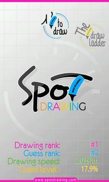 SpotDrawing poster