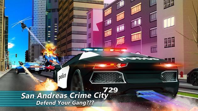 盛大 流氓 黑手党 犯罪 市 模拟器 截图 4