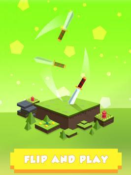 Knife Flip Flop - Extreme Challenge poster