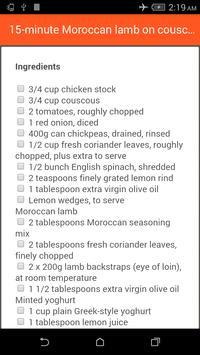 Lamb Recipes screenshot 4