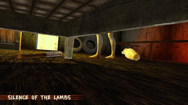 害怕 奶奶 恐怖 屋 鄰居 生存 遊戲 截圖 3