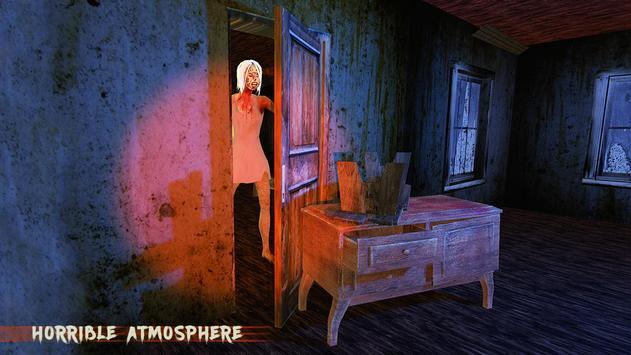 害怕 奶奶 恐怖 屋 鄰居 生存 遊戲 截圖 4