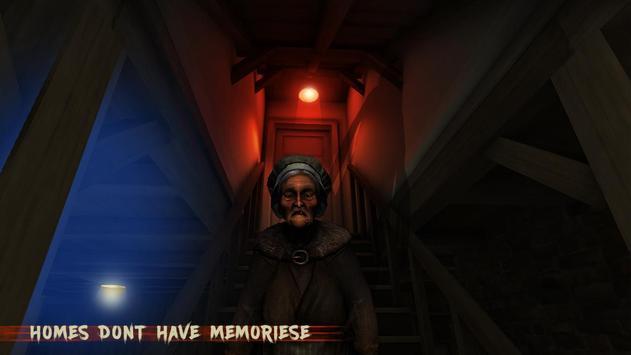 害怕 奶奶 恐怖 屋 鄰居 生存 遊戲 截圖 5