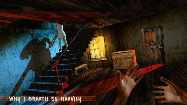 害怕 奶奶 恐怖 屋 鄰居 生存 遊戲 截圖 6