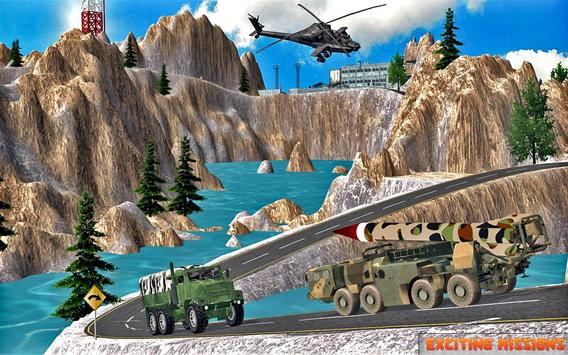 Drive Army Check Post Truck apk screenshot