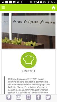 Ayrena Restaurante apk screenshot