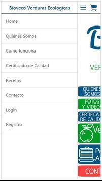 Bioveco Verduras Ecologicas screenshot 1