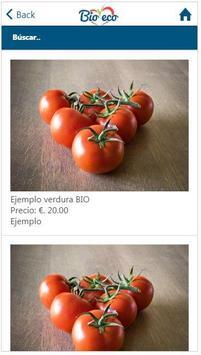 Bioveco Verduras Ecologicas screenshot 2
