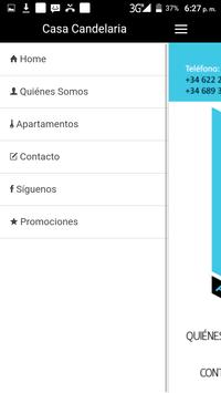 Casa Candelaria screenshot 2