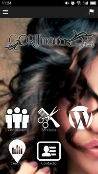 Cortemanía poster