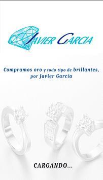 Diamantes Javier García poster