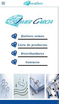 Diamantes Javier García screenshot 1