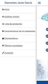 Diamantes Javier García screenshot 2