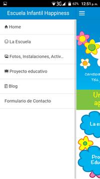 Escuela Infantil Happiness apk screenshot