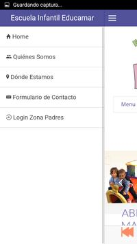 Escuela Infantil Educamar apk screenshot
