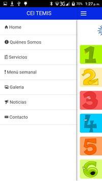 CEI TEMIS screenshot 1