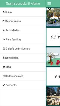 Granja Escuela El Álamo apk screenshot