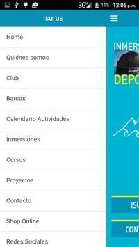 Club Isurus apk screenshot