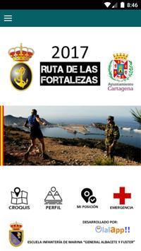 Ruta de las Fortalezas poster