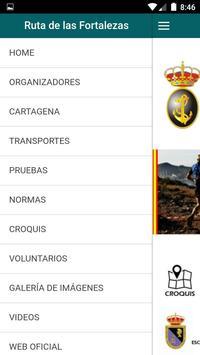 Ruta de las Fortalezas apk screenshot