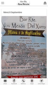 Restaurante Nou Meson screenshot 4