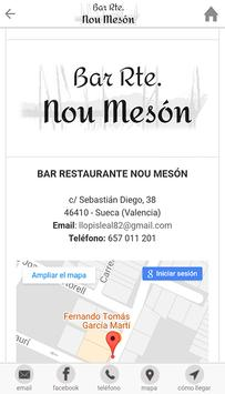 Restaurante Nou Meson screenshot 5